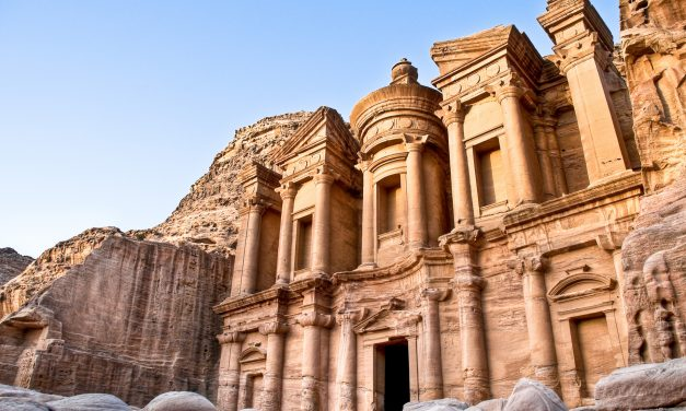 La Jordanie, culture, nature & gastronomie