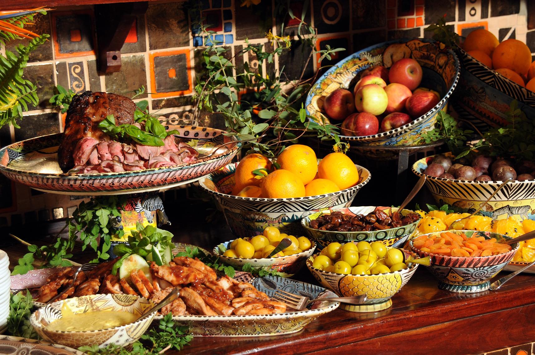 gastronomie sud africaine