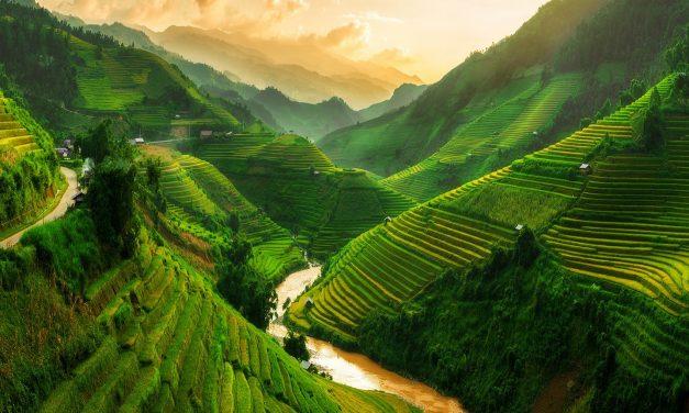 Voyage en Extrême-Orient : Vietnam Laos et Cambodge