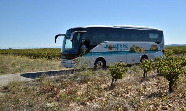 Louer un autocar pour visiter Mornas