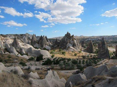 Turquie, les villes souterraines de Cappadoce